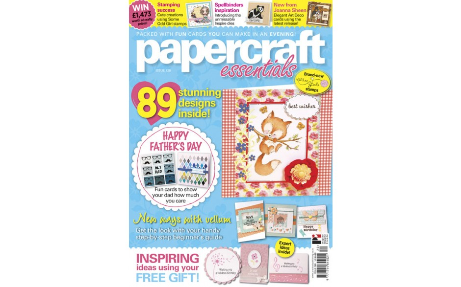 Papercraft Essentials 120