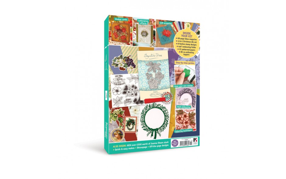 Designer Cardmaking: Joanna Sheen Special - NOW ON SALE