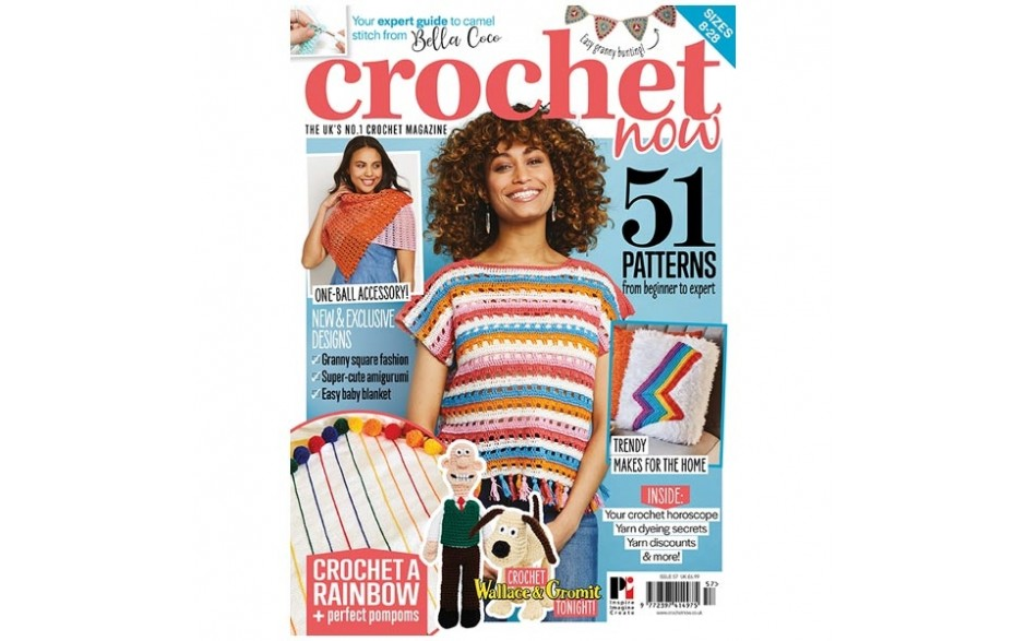 Crochet Now Magazine Issue 57