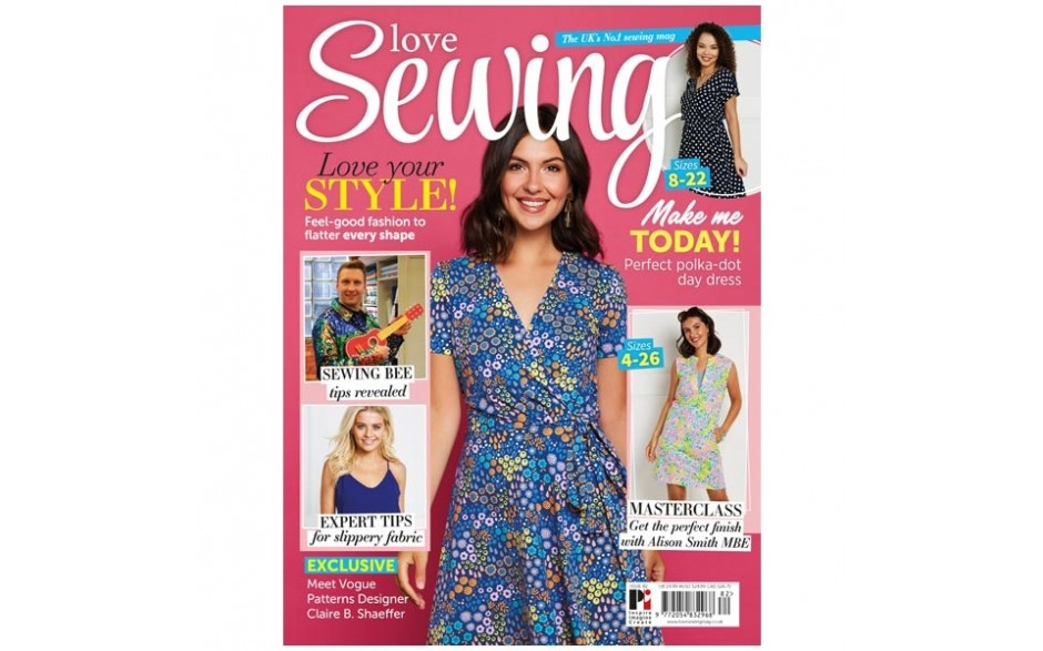 Love Sewing Magazine issue 82