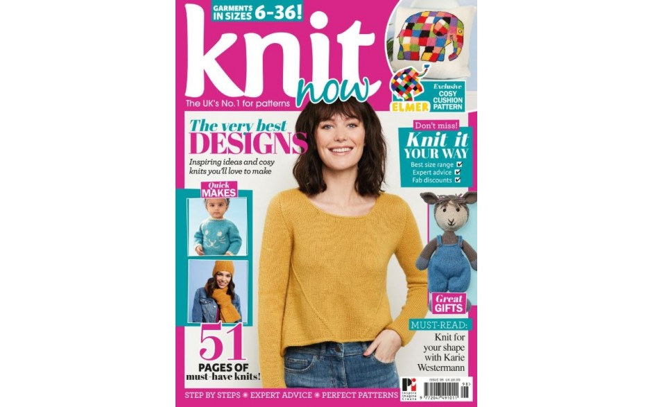 Knit Now issue 98
