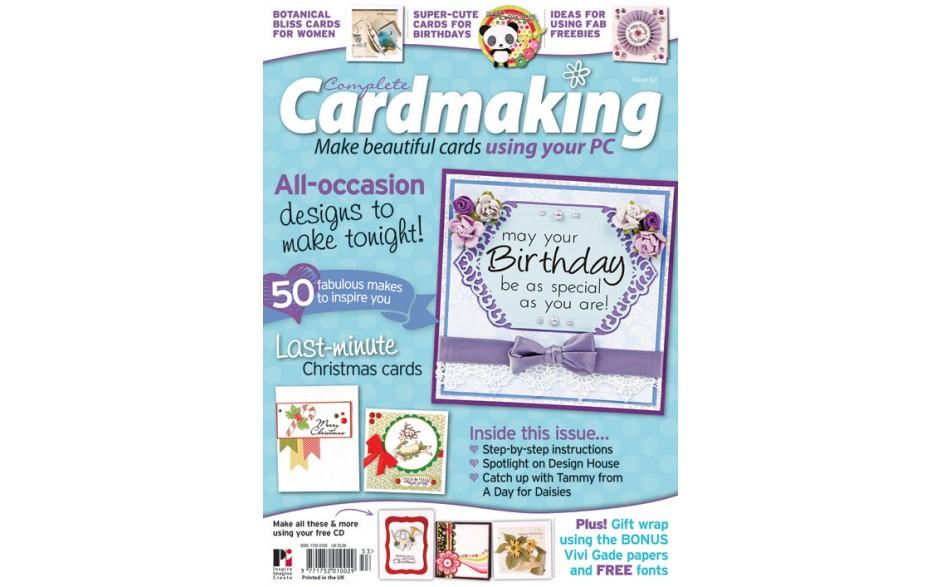 Complete Cardmaking 53