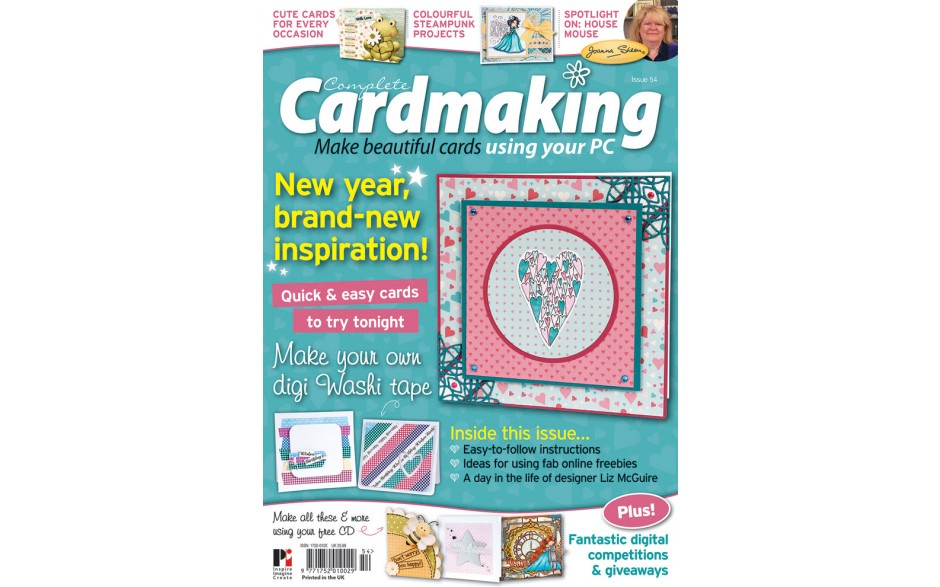 Complete Cardmaking 54