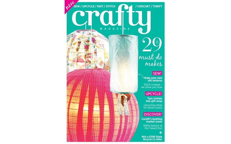Crafty Magazine 3