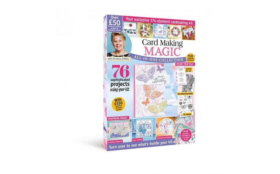 Card Making Magic All-In-One Collection 2