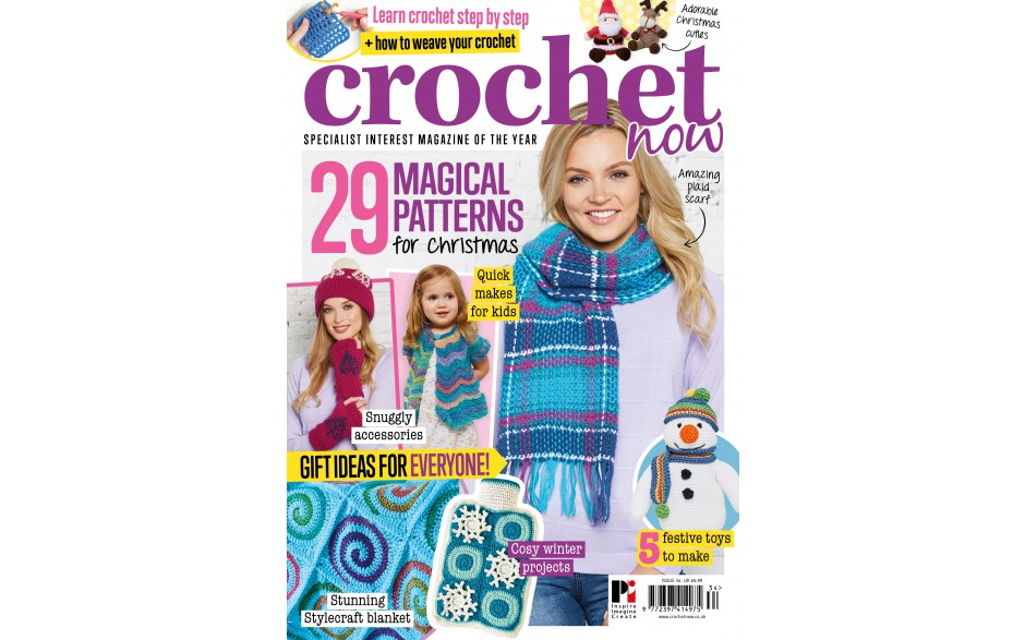 Crochet Now issue 16