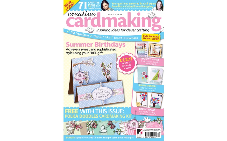 Creative Cardmaking 57