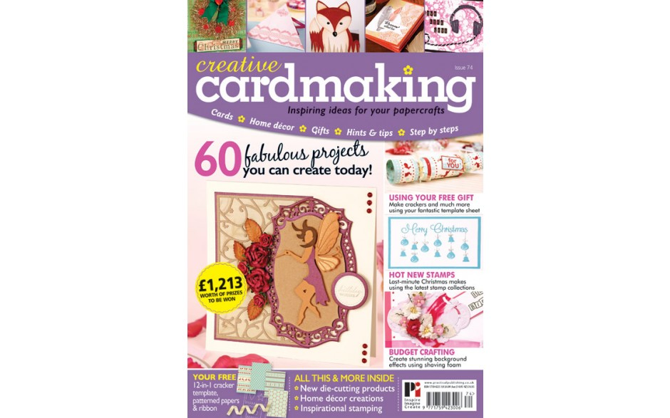 Creative Cardmaking 74