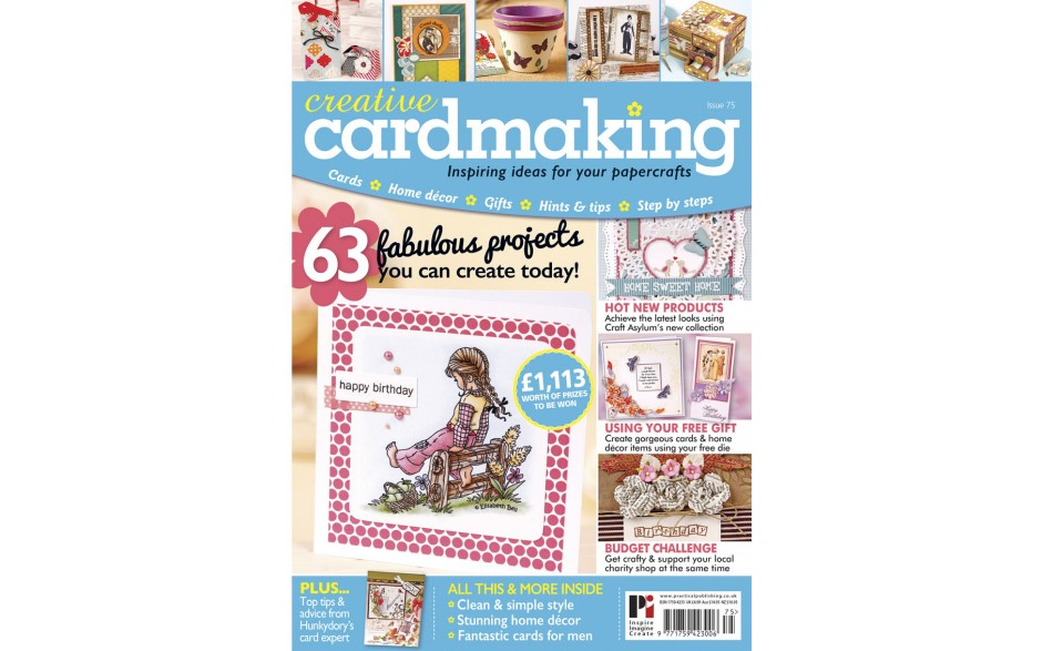 Creative Cardmaking 75