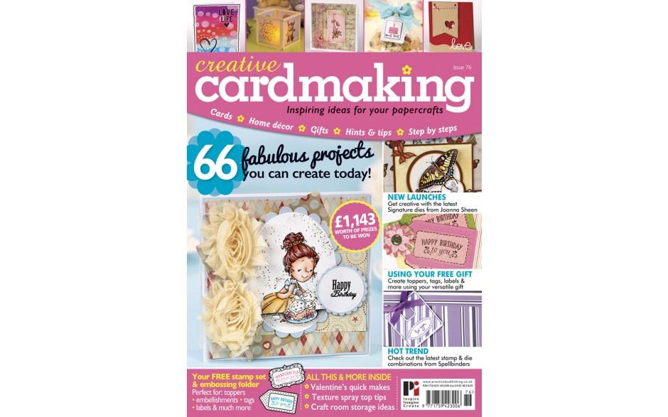 Creative Cardmaking 76