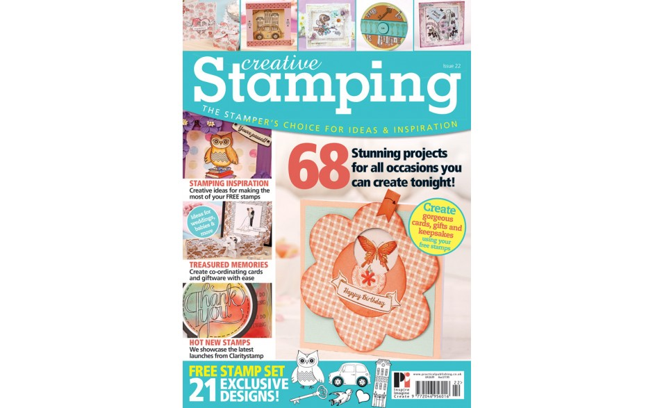Creative Stamping 22