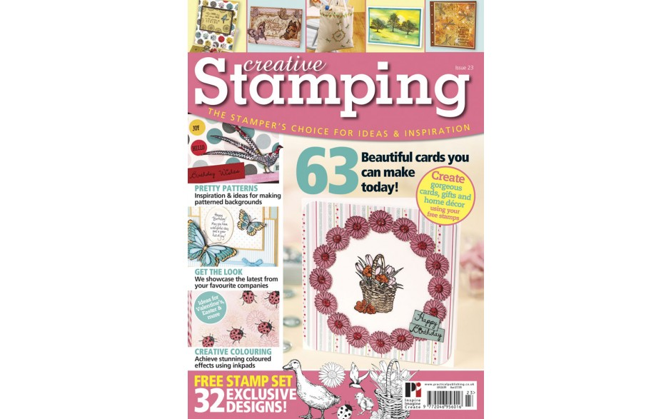 Creative Stamping 23
