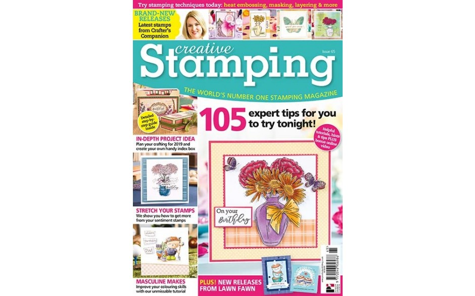 Creative Stamping 65