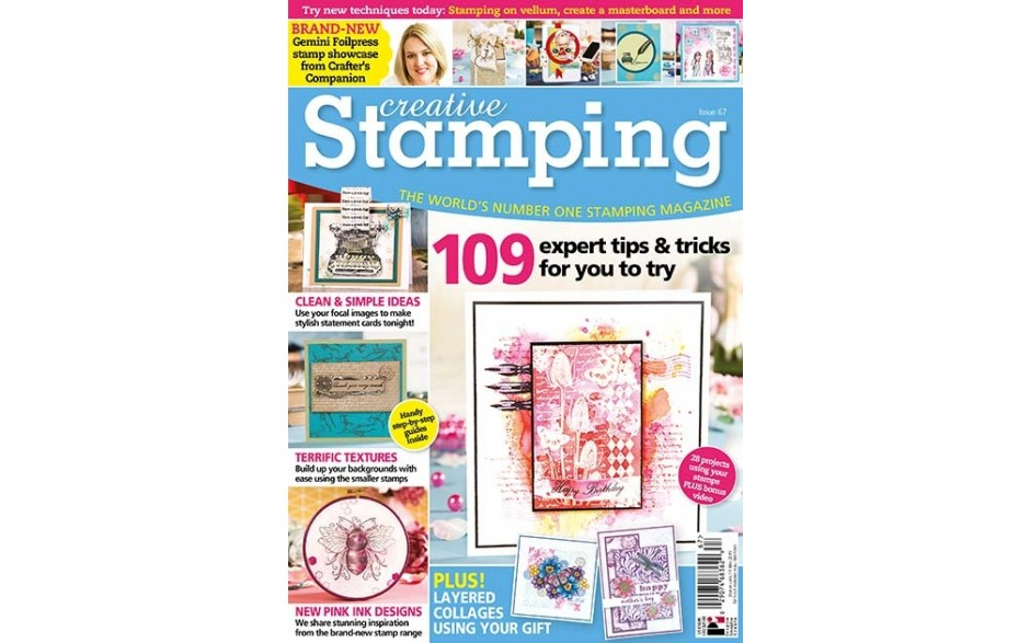Creative Stamping Issue 67