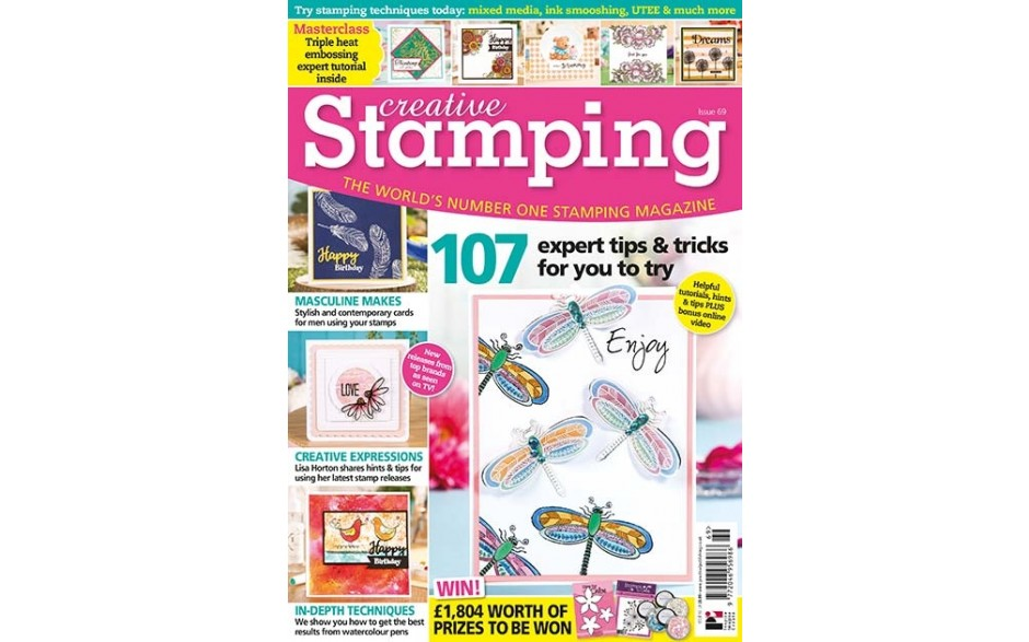 Creative Stamping Issue 69