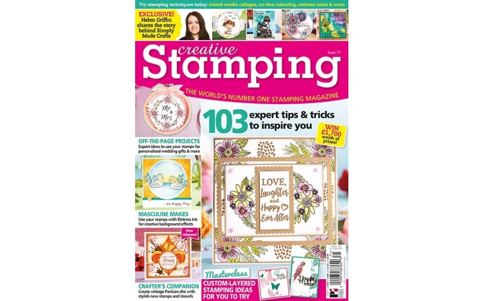 Creative Stamping 71