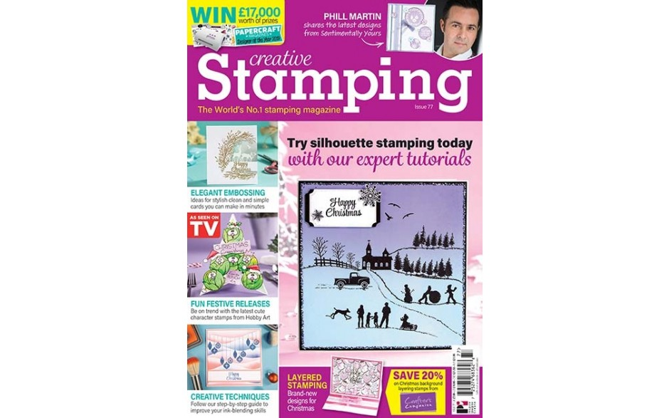 Creative Stamping Issue 77