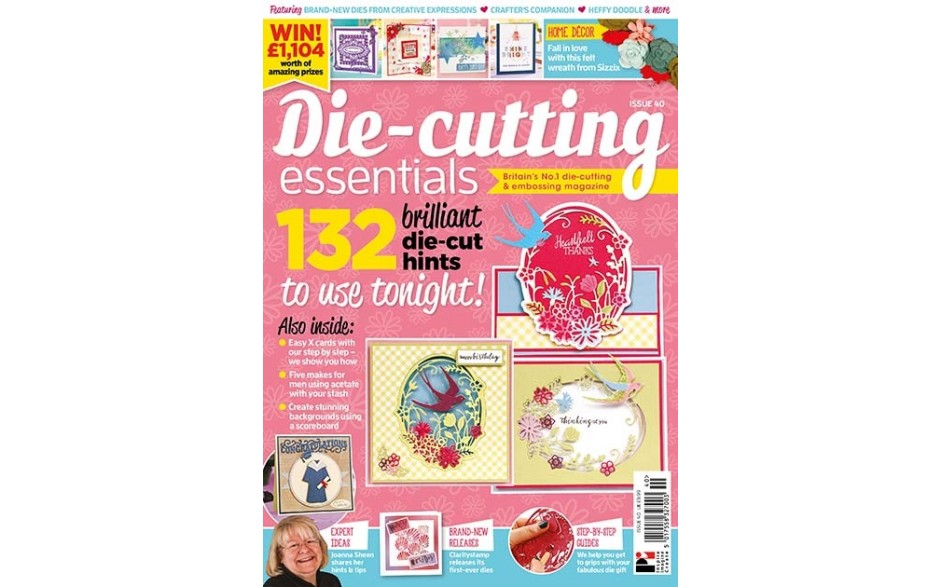 Die-cutting Essentials 40