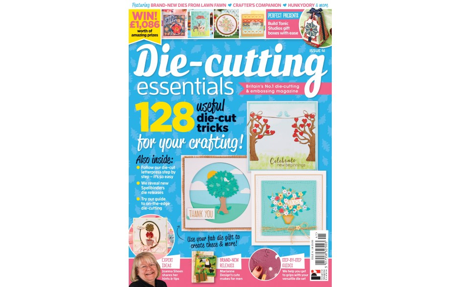 Die-cutting Essentials 41
