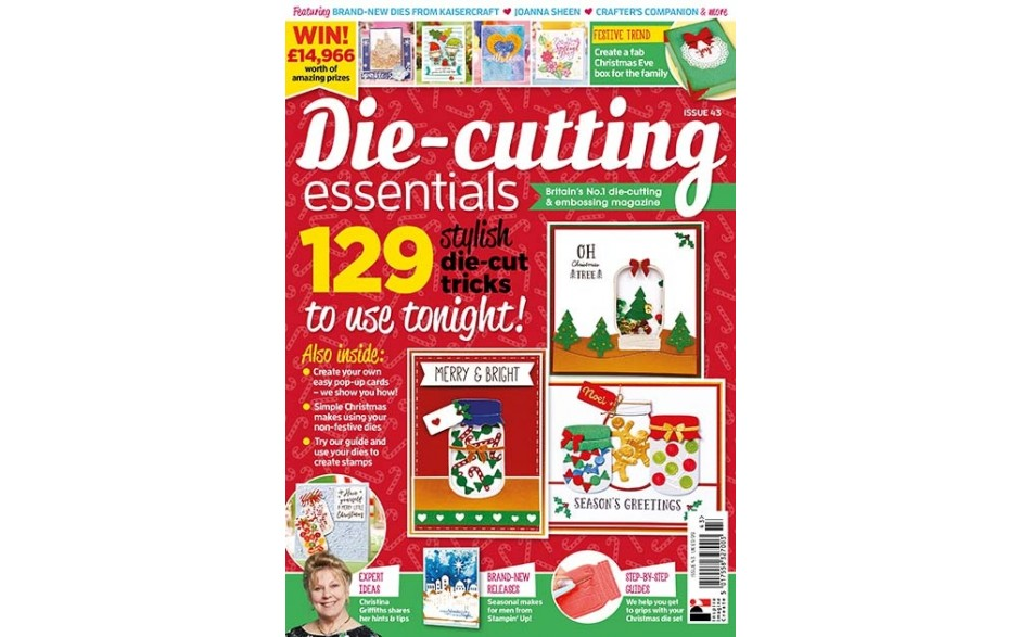 Die-cutting Essentials 43