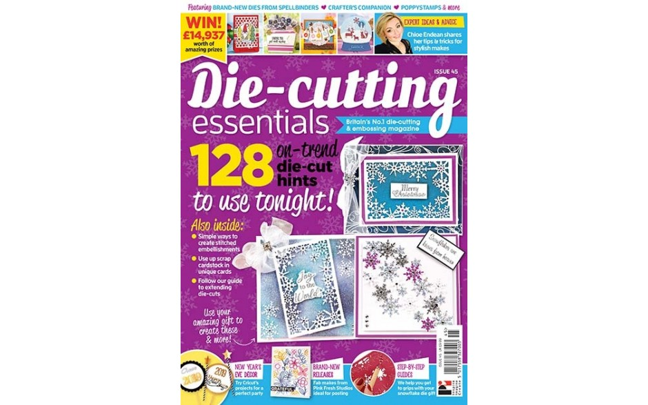 Die-cutting Essentials 45