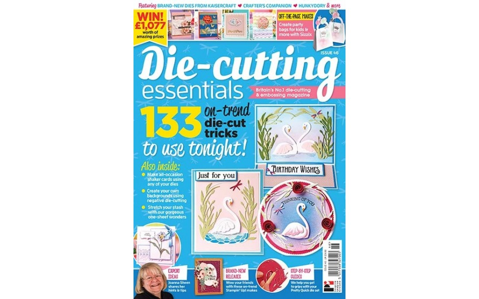 Die-cutting Essentials 46