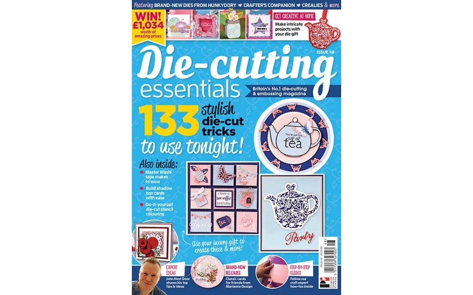 Die-cutting Essentials Issue 48