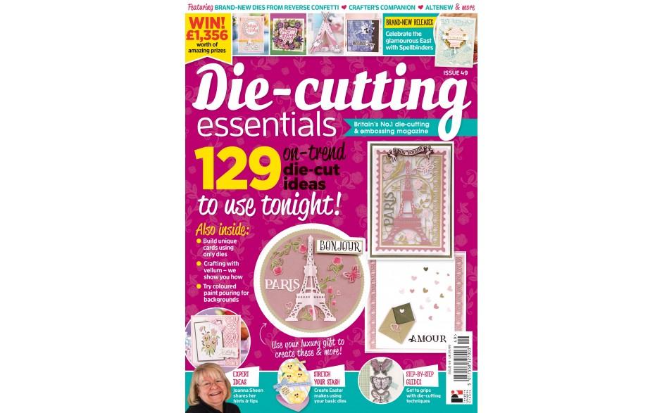 Die-cutting Essentials Issue 49