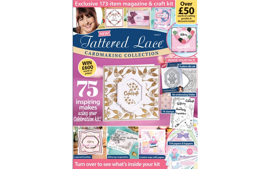 Tattered Lace Cardmaking Collection 2