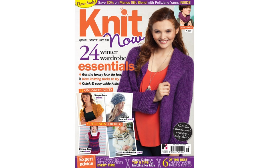 Knit Now 16