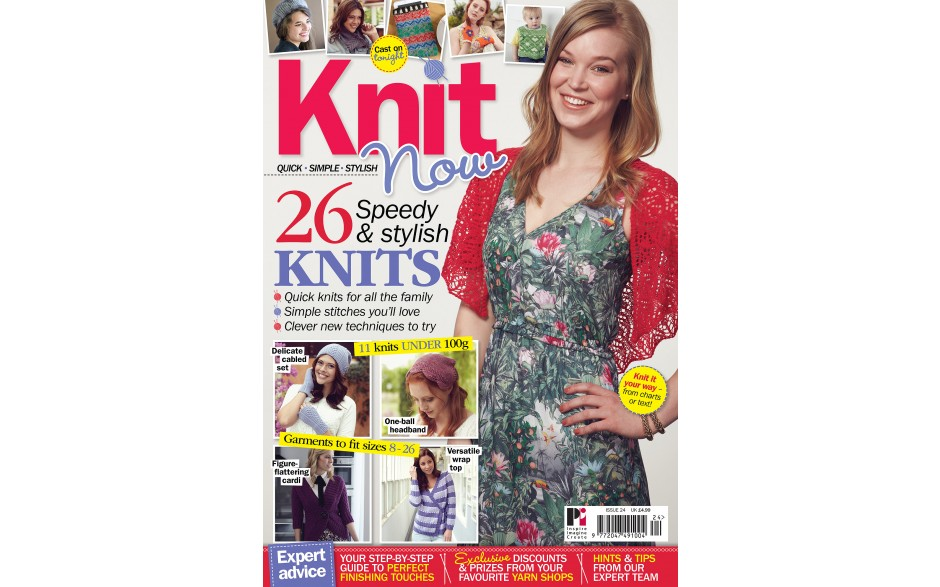 Knit Now 24