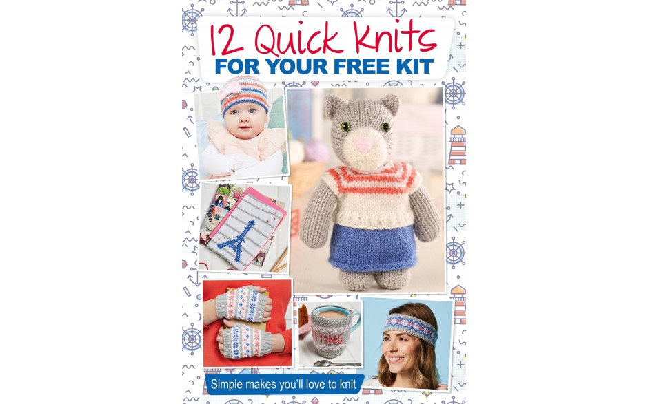 Knit Now issue 89 - MoreMags