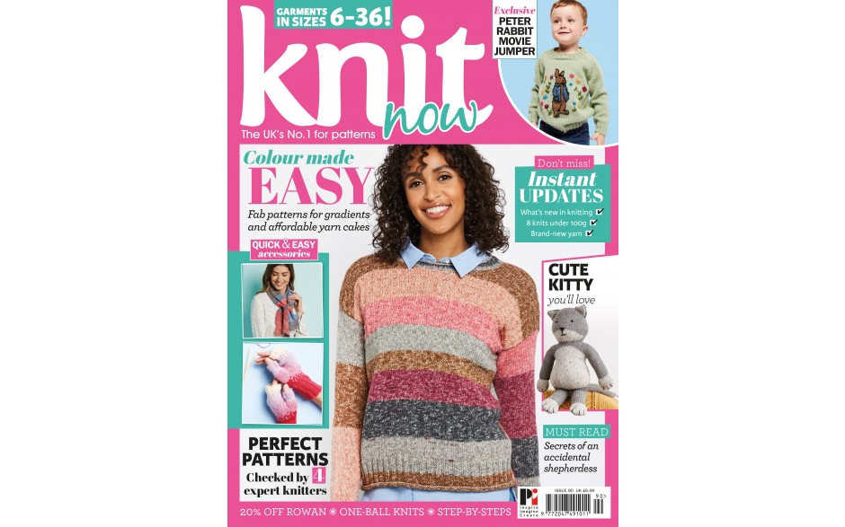 Knit Now issue 90