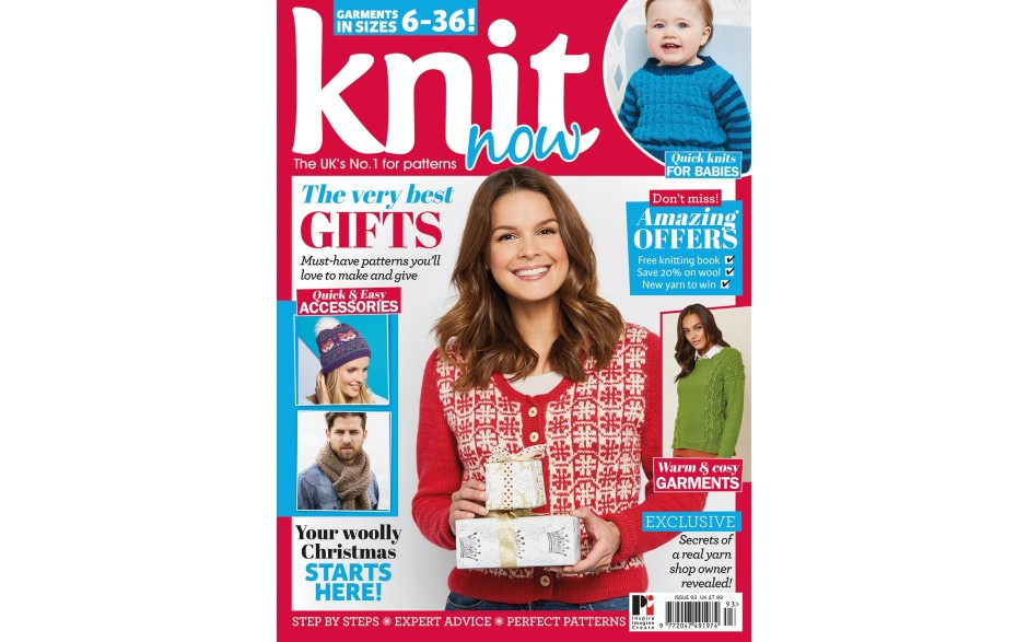 Knit Now issue 93
