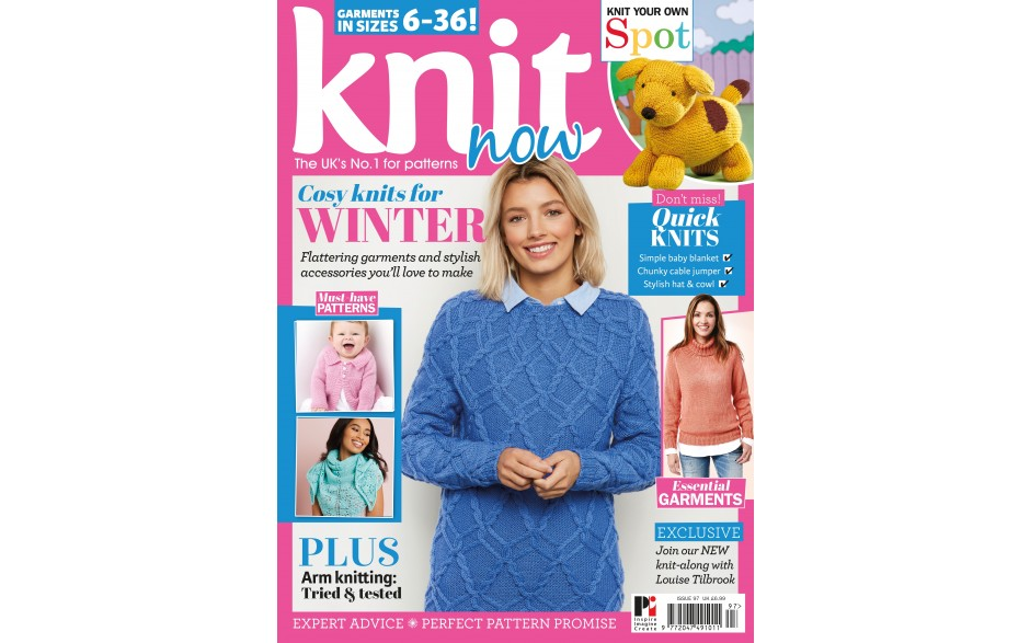 Knit Now issue 97