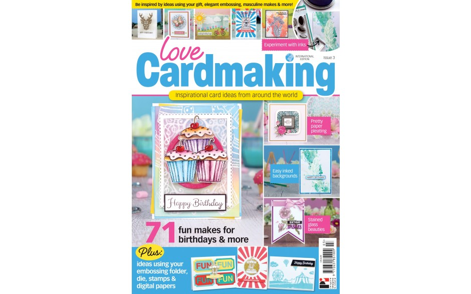 Love Cardmaking International Issue 03
