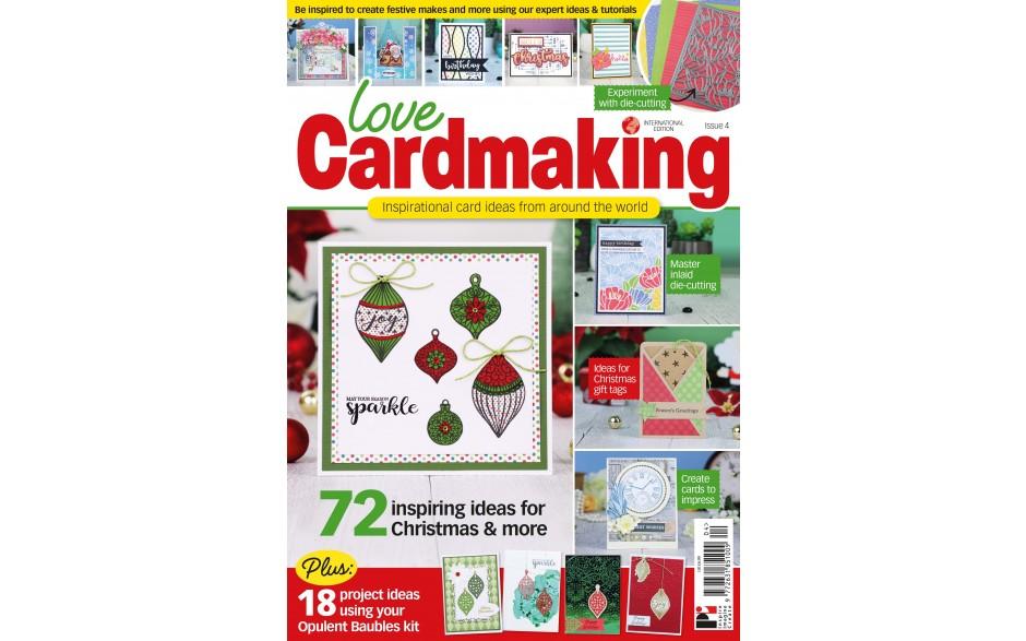 Love Cardmaking International Issue 04