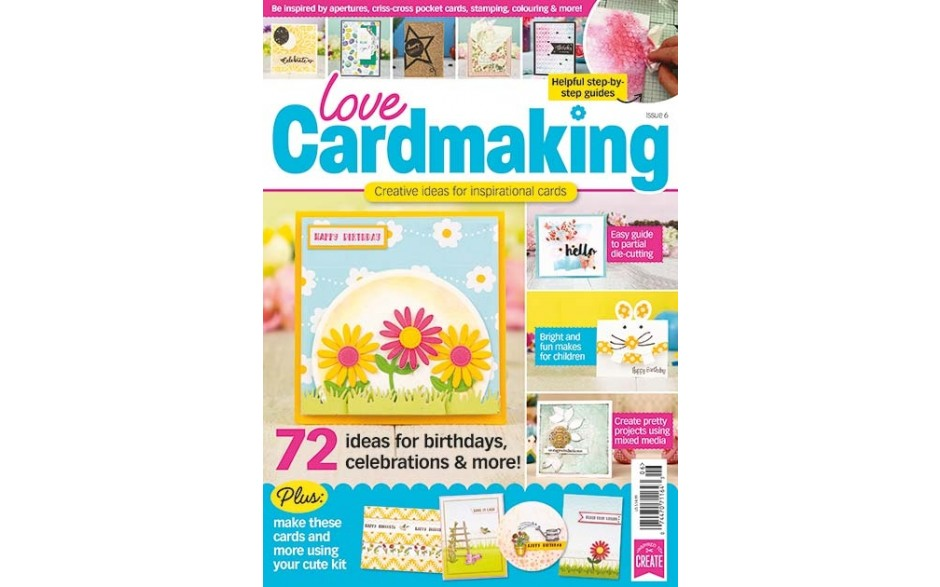Love Cardmaking Issue 06