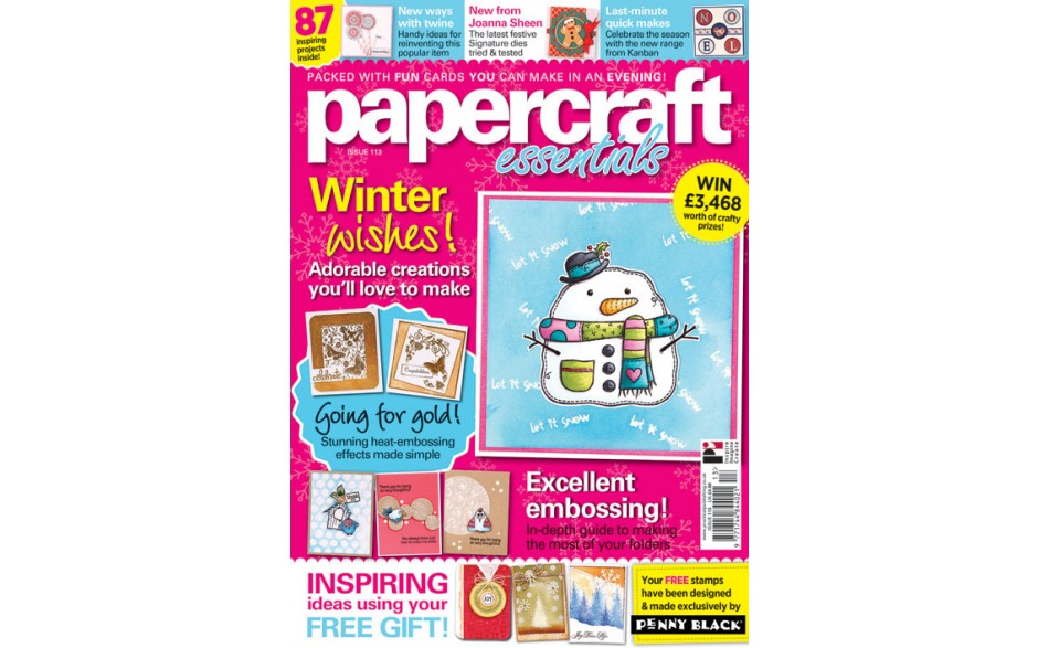 Papercraft Essentials 113
