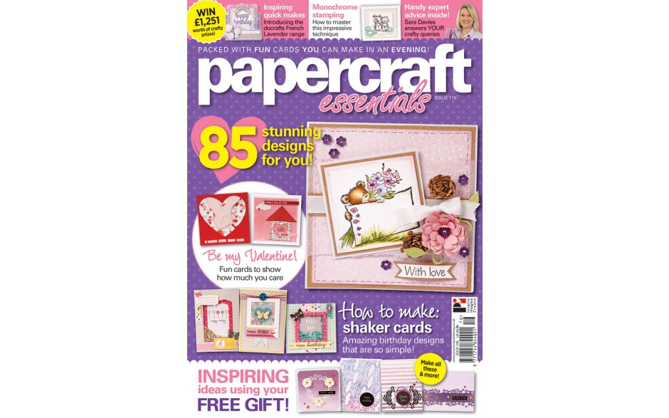 Papercraft Essentials 116