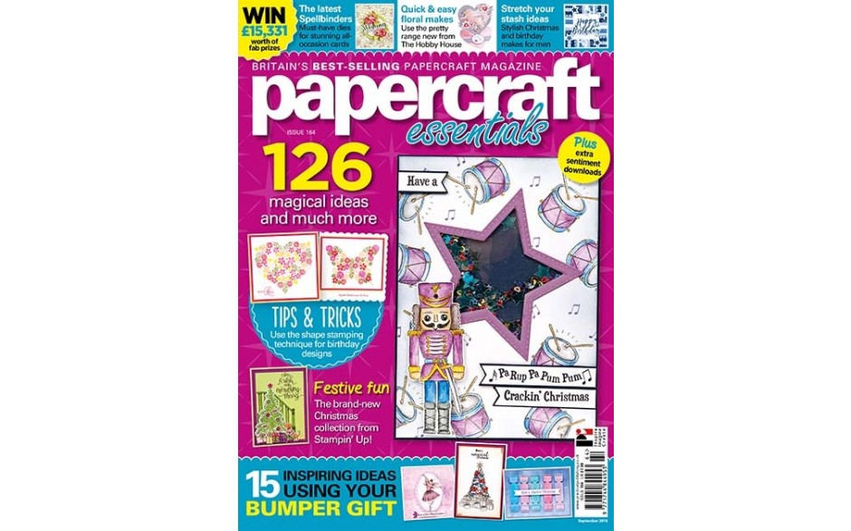 Papercraft Essentials 164