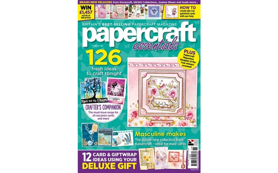Papercraft Essentials 169
