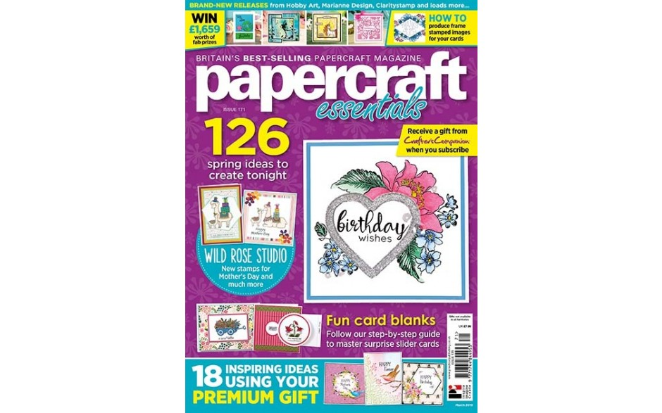 Papercraft Essentials 171