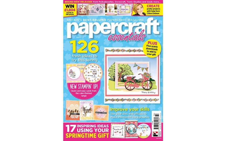 Papercraft Essentials 172