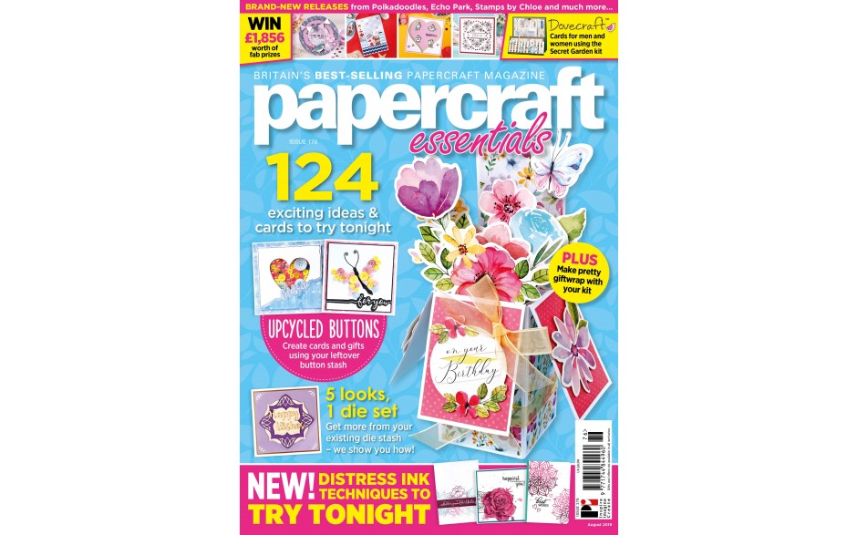 Papercraft Essentials Issue 176