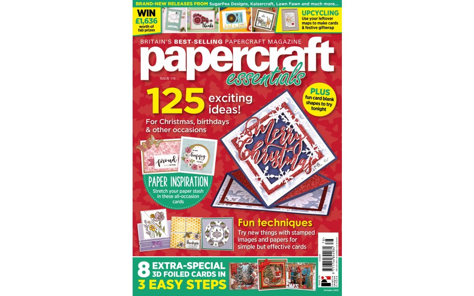 Papercraft Essentials Issue 178
