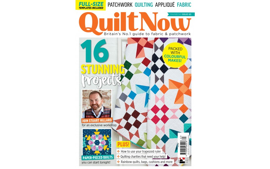 Quilt Now issue 63
