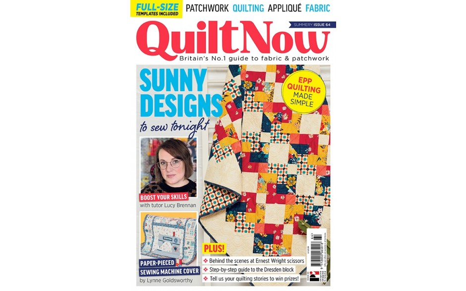 Quilt Now issue 64