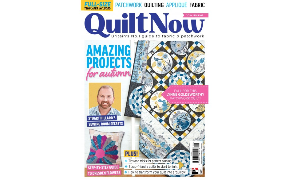 Quilt Now issue 68