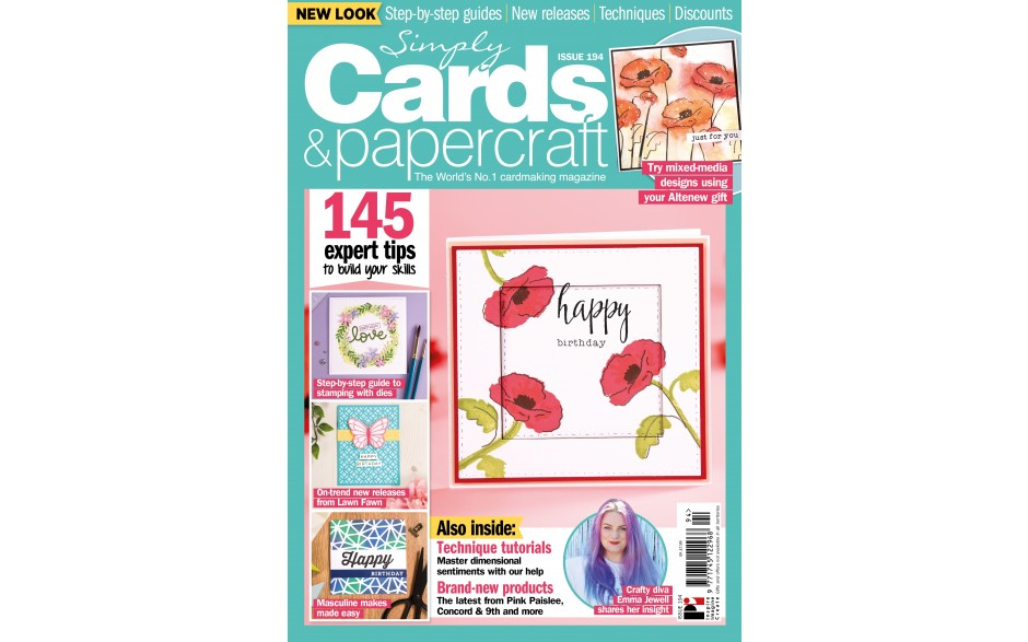 Simply Cards & Papercraft 164